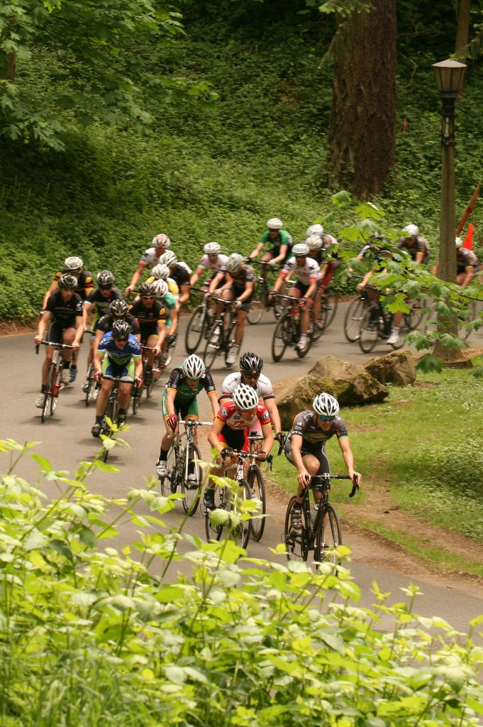 Mt Tabor Circuit Race